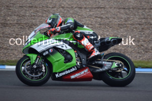 2013 Double Winner Tom Sykes was Donington Favourite