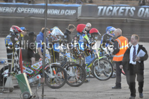 2014 Elite League Speedway Action at the home of Kings Lynn Stars