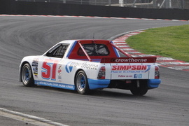 Freddie Lee Racing at Brands Hatch