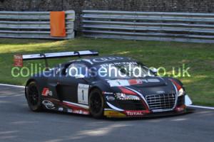 Laurens Vanthoor secured Pole Position