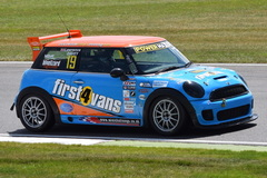 Lawrence Davey's JCW MINI Cooper 2014