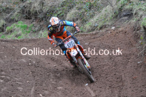 MX1 R1 - Matiss Karro secured the Holeshot
