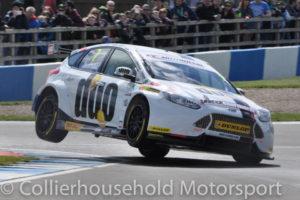 Mat Jackson controlled race 1
