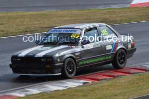Matt Swaffer's drive in race two keeps him as championship leader by 18 points