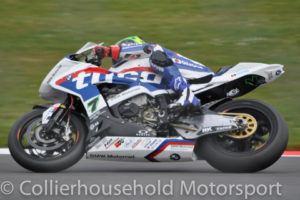 Michael Laverty led before issues struck
