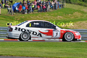 Oulton Park Double Race Winner James Dodd