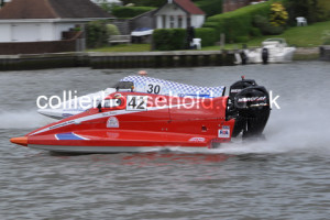Pillow & Whittle tussled over F4 honours