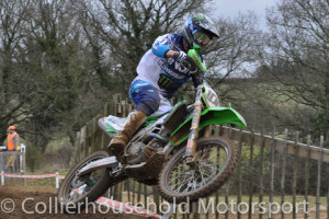 Qualifying was controlled by Tommy Searle