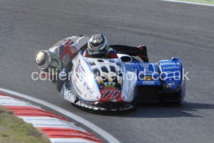 Qualifying was dominated twice by Tim Reeves Racing