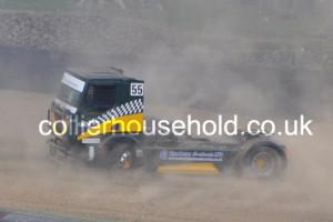 R1 - Graham Powell in the gravel