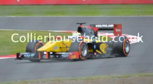 Marcus Ericsson takes pole position