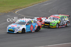 Race 1 battle between Plato & Collard went the whole race