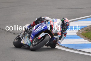 Race 2 recovery from Alex Lowes saw him 9th