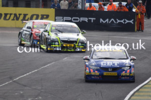 Race 3 had Jordan leading Goff & Collard