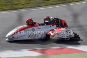 Race crash for 44-Racing ended hopes of Championship lead