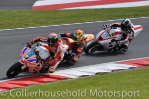 Ray, Stapleford & Jones battled over 2nd