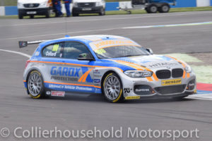Rob Collard was quick in race 2