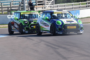 Smith leads the F56s ahead of Butler-Henderson