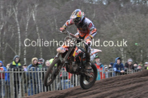Superfinal - Jeffrey Herlings looked comfortable outfront