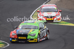 Turkington leads Shedden in the standings