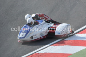 World Sidecar victory went to Dutch pairimg of Team Streuer